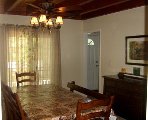 Lake Arrowhead house photo - Dining room