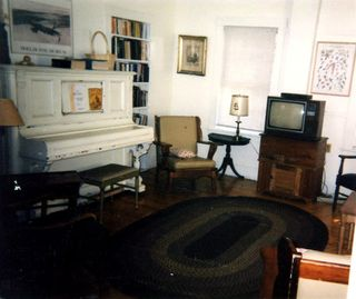 Living Room looking northeast