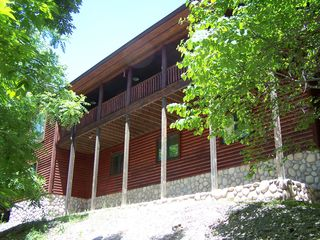 Branson house photo - The Red Elk Lodge!
