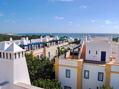 3 Bed Townhouse At 300m From The Blue Flag Beach of Praia Verde