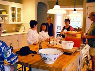 Chappaquiddick estate photo - Kitchen Entertaining