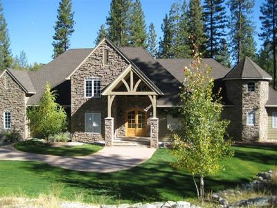 FOREST LUXURY RETREAT 4bd/4.5bth