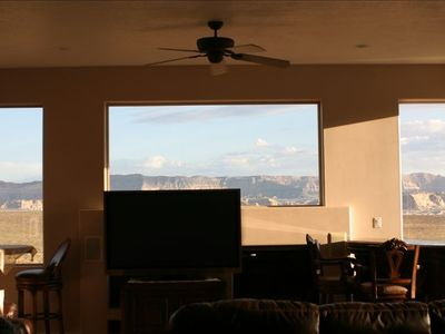 Unmatched Panoramic View from Family Room
