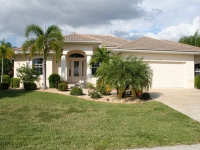 Beautiful Punta Gorda Isles Home