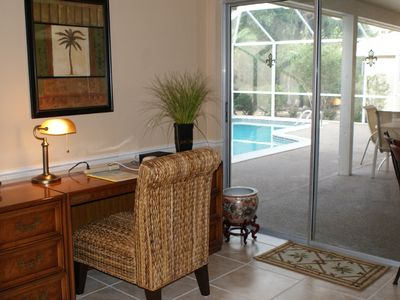 Vacation Homes in Marco Island house rental - Brought your Laptop? Wireless High-Speed Internet/Phone free longdistance