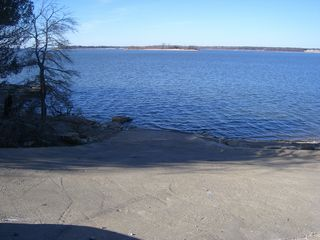 Lake Texoma house photo - .