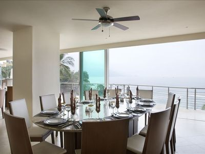 View of Dining and Ocean view