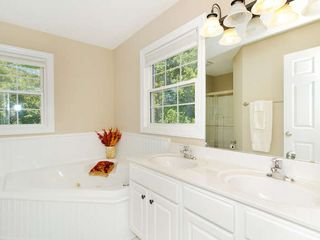 Asheville house photo - Master Bath With Jet Tub