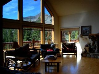 Big Sky house photo - You could gaze at that view for hours...