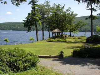 Lake George cottage photo - Gazebo Park