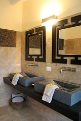 Pelican Key villa photo - Villa La Di Da Master Bathroom