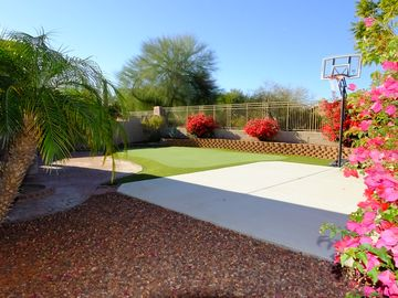 Other Scottsdale Properties house rental - Private & fun backyard.
