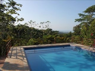 Ojochal villa photo - Pool and Ocean View