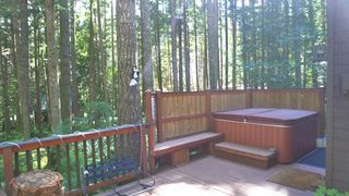 Mount Baker cabin photo - Hot Tub & Great Outdoors.