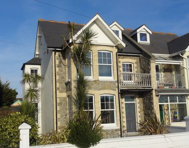 Bude house rental - Surfside - within a short walk of Crooklets Beach