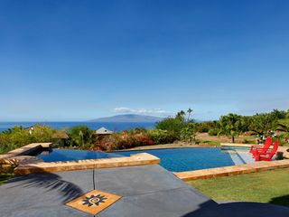Lahaina house photo - More views from the pool and spa