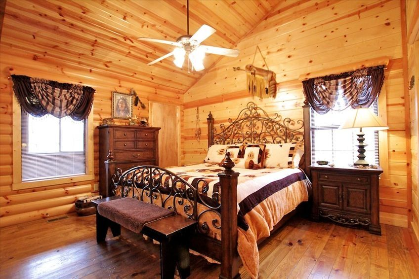 Vacation in our branson log cabins 39 you 39 ll be vrbo for Branson condos and cabins for rent