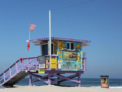 Lifeguard Station Venice Beach