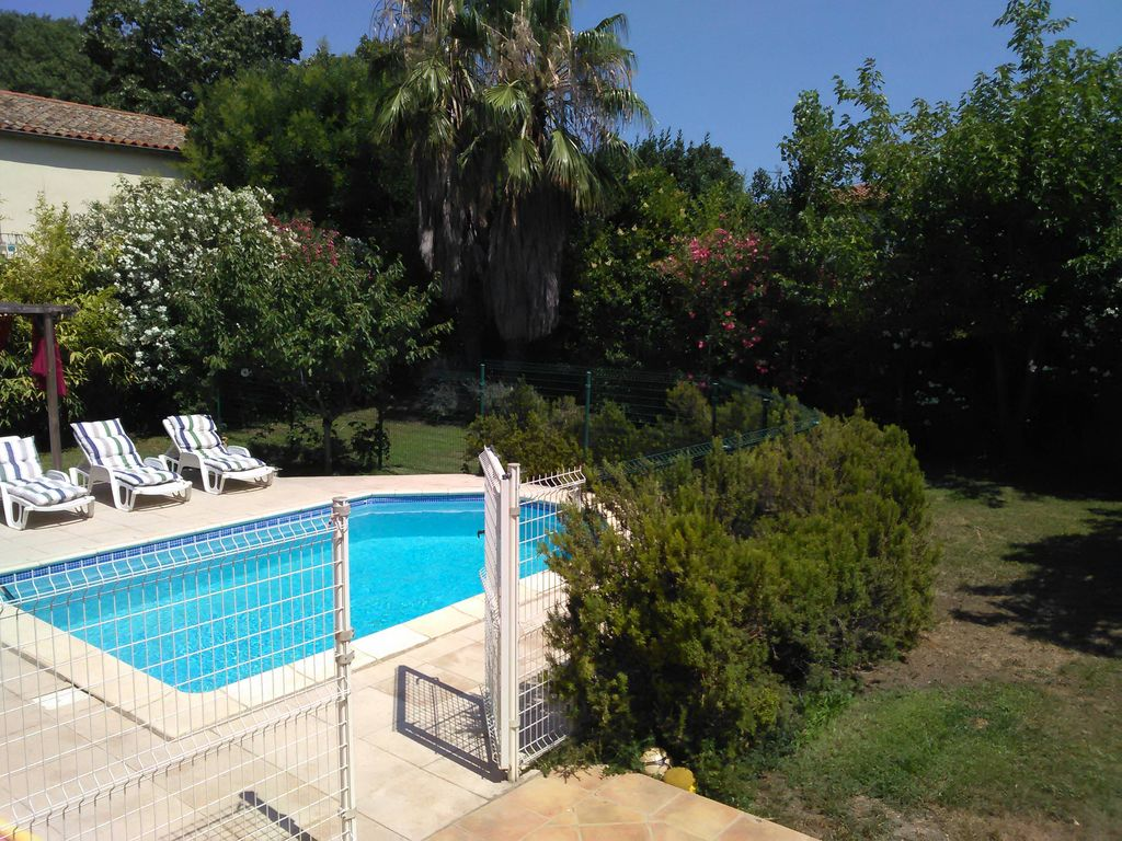 Peaceful house, with terrace , Pézenas, Languedoc-Roussillon
