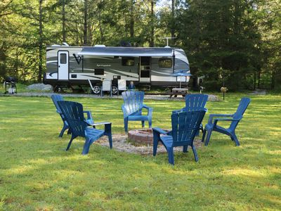 Luxury Camping on the Cascade River - Gateway to North Cascades National Park