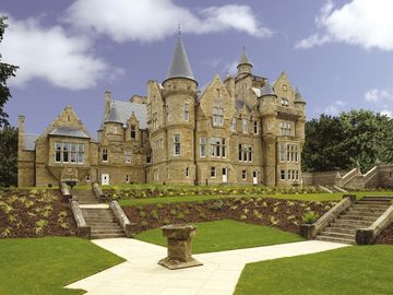 Stirling & Falkirk area apartment rental - Castle Exterior