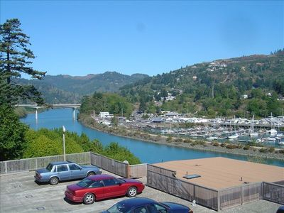Chetco River, Bridge & Sport Boat Basin