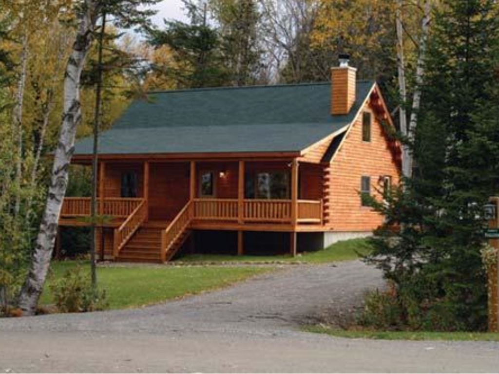 rangeley lake resort maine log cabins homeaway On weekend cabins for rent near me