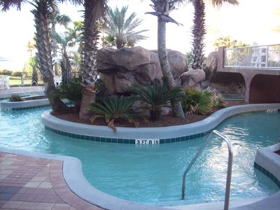 Beautifully Landscaped Lazy River!