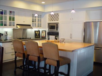 Redondo Beach house rental - Gourmet Kitchen with complete appliances