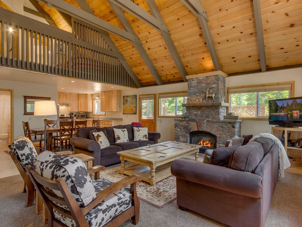 Adorable Cabin With Large Private Deck Vrbo