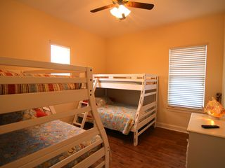 Destin house photo - Bunk Room with 2 Twin over Full's
