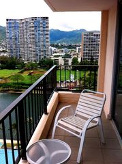 Waikiki condo photo - Dramatic Koolau Mountain view