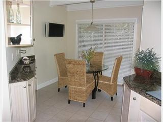 Kiawah Island house photo - Small Dining Table