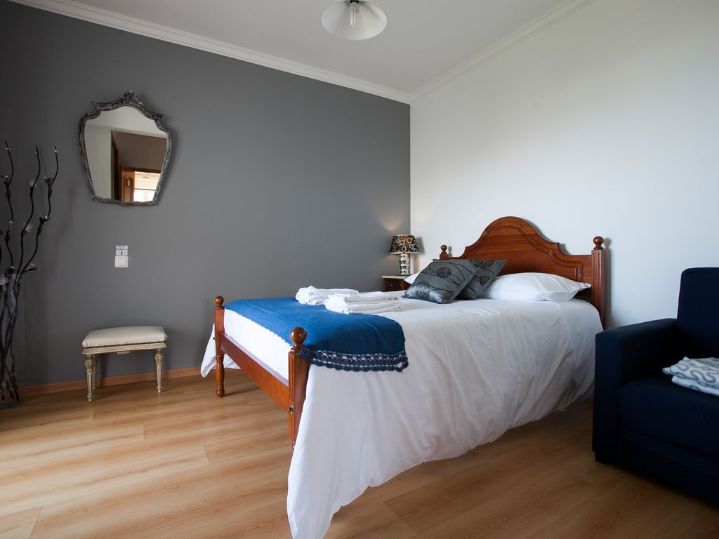Air-conditioned accommodation, close to the sea , Ericeira