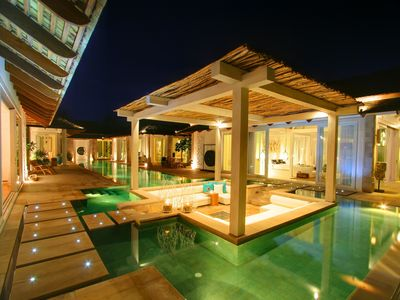 Chaweng beach area villa rental - 1