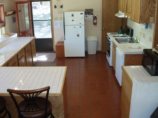 Angel Fire house photo - Kitchen