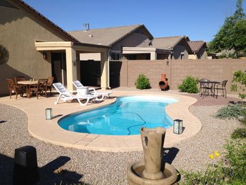 Florence house rental - Relax and enjoy the pool!
