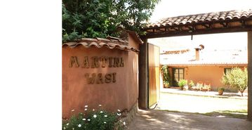 Entrance into Martina Wasi