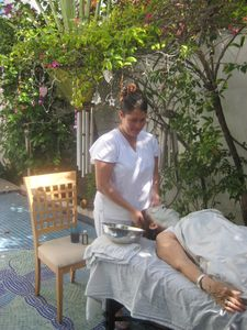 Playa del Carmen condo rental - Peaceful Inhouse Spa, Massage,Facials,Aromatherpy