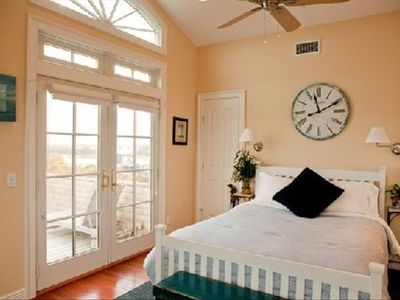 Master Bedroom & Sunning Porch
