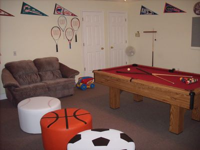 Games Room & Play Zone