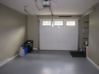 Shuswap Lake townhome photo - upstairs garage to park your car