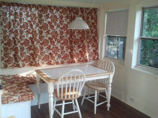 Old Lyme cottage photo - Breakfast nook