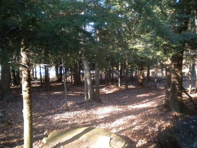Lovely, Secluded 3 Bedroom Waterfront - private dock & canoe