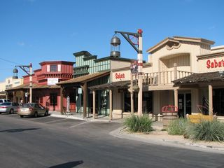 Old Town Scottsdale condo photo - Old Town is the place to be!