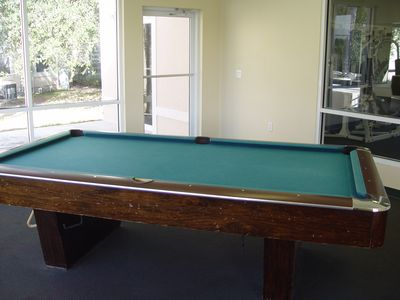 Sun Lake condo rental - Pool Table