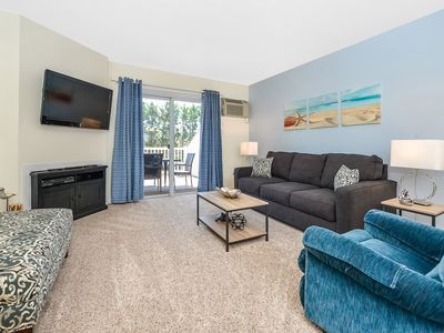 2 BR 2.5 Bath Townhouse - Close To All Of The Ocean City Fun!!!