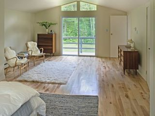 wide open sitting room with slider hat take you out to the deck great for yoga! - Great Barrington property vacation rental photo