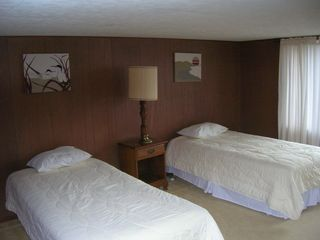 Downstairs Bedroom - Sister Lakes house vacation rental photo