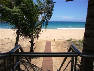 Arecibo villa photo - Guest's personal private access to the beach...